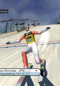 Обложка RTL Ski Jumping 2005