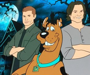 The CW совсем спятил: кроссовер «Сверхъестественного» со «Скуби-Ду»!