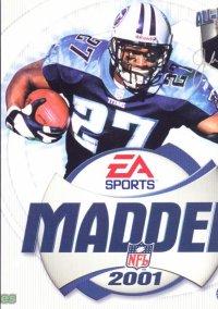 Обложка Madden 2001