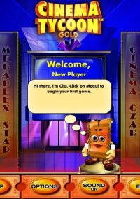 Обложка Cinema Tycoon Gold