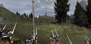 Total War: Warhammer. Трейлер битва Amulet of sea gold