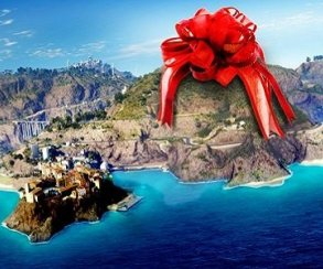 Just Cause 3: самому креативному Рико Square Enix подарит остров