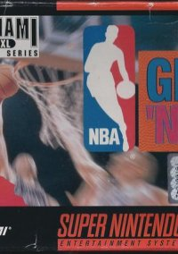 NBA Give 'N Go – фото обложки игры