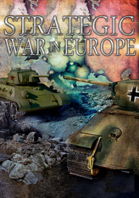 Обложка Strategic War in Europe