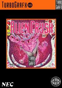 Обложка Alien Crush