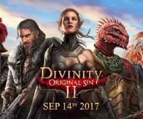 Осень будет жаркой: объявлена дата выхода Divinity: Original Sin2