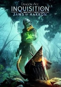 Обложка Dragon Age: Inquisition - Jaws of Hakkon