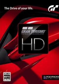 Обложка Gran Turismo HD
