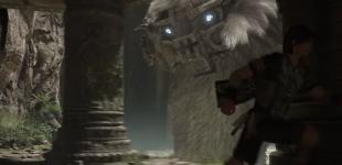 Shadow of the Colossus. Анонсирующий трейлер с E3 2017