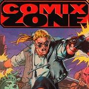 Обложка Comix Zone