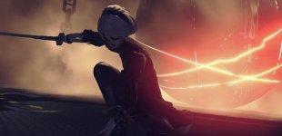 NieR: Automata. Арсенал оружия