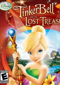 Обложка Disney Fairies: Tinker Bell and the Lost Treasure
