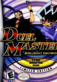 Обложка Duel Masters: Kaijudo Showdown