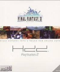 Обложка Final Fantasy XI Online [PlayStation 2 Hard Disk Drive Bundle]