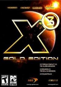Обложка X3 Gold Edition