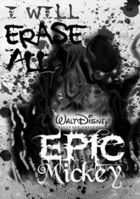 Обложка Epic Mickey