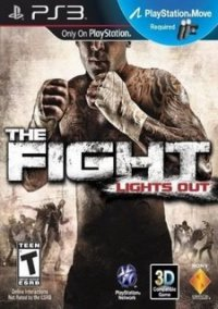Обложка The Fight: Lights Out