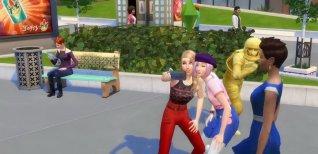 The Sims 4. Трейлер DLC Жизнь в городе