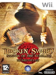 Обложка Broken Sword: Shadow of the Templars - The Director's Cut