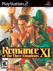 Обложка Romance of the Three Kingdoms XI
