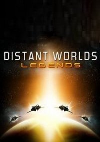 Обложка Distant Worlds: Legends