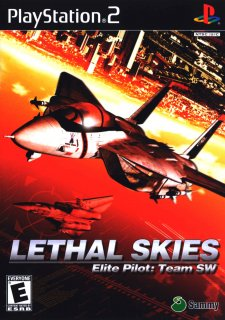Lethal Skies Elite Pilot: Team SW