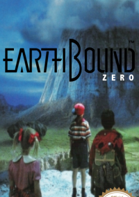Обложка EarthBound Zero