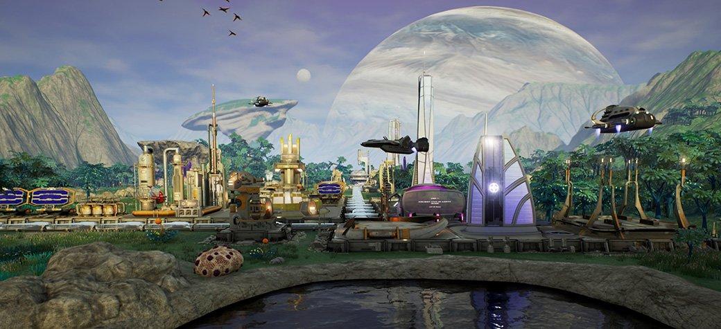 А ведь такой могла быть Mass Effect: Andromeda. Играем в Aven Colony - Изображение 3