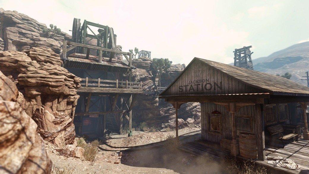 Новые карты для Call of Duty: Ghosts протестировали на видео - Изображение 1