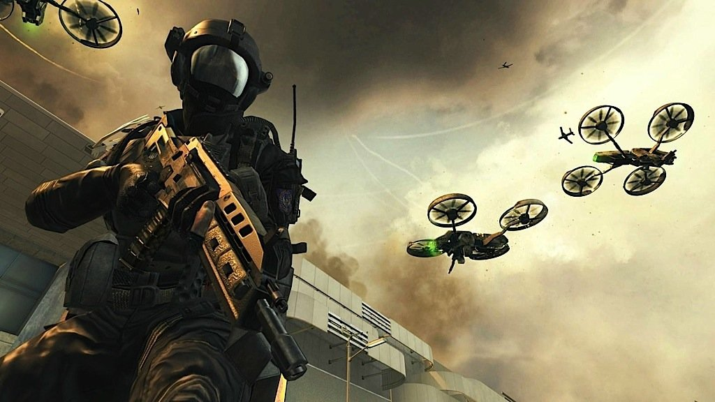Действие Black Ops 2 развернется в будущем - Изображение 3
