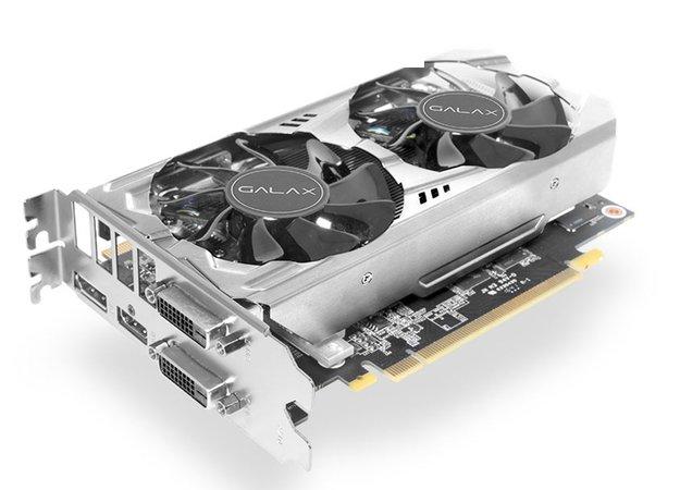 Palit предлагает пассивно охлаждаемый вариант GeForce GTX 1050 Ti
