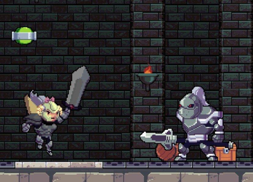 Rogue Legacy ворвется на консоли PlayStation в июле - Изображение 1