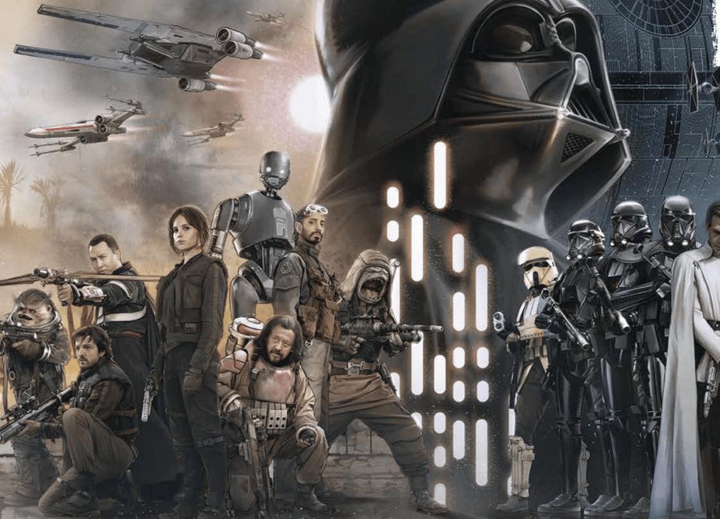 Рецензия на «Изгой-один: Звёздные войны. Истории». - Изображение 5