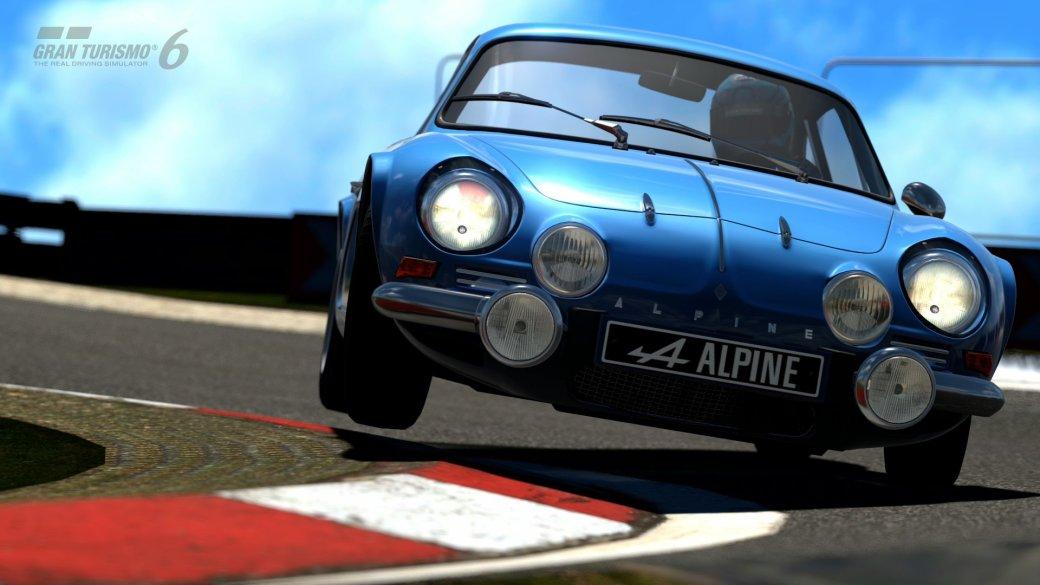 Gran Turismo 6 лидирует в японских чартах - Изображение 1