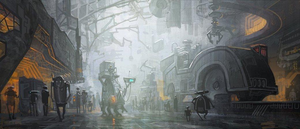 Орки и звездолеты: лучший арт художника «Войн клонов» - Изображение 9