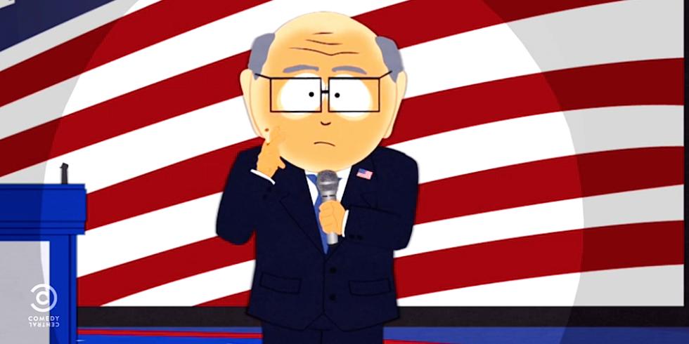 Даже авторы South Park не ждали победы Дональда Трампа - Изображение 1