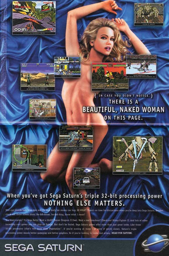 Сексуальная реклама видеоигр: что у нас скоро запретят? - Изображение 7