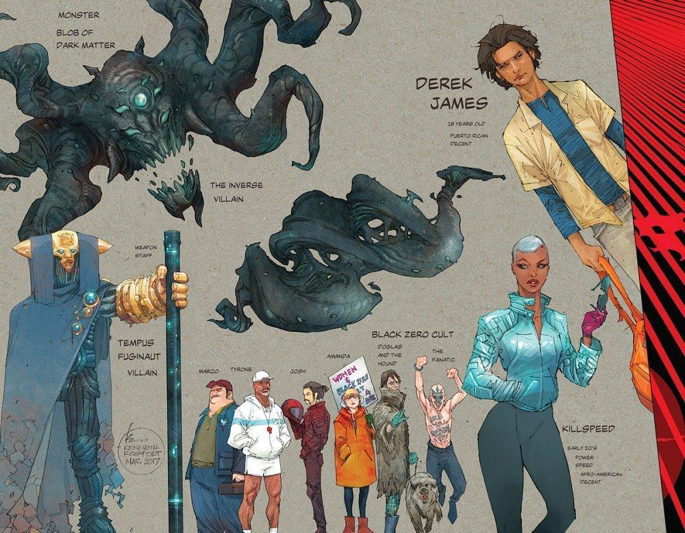 DC экспериментирует с жанрами: ждем историй об убийце, богах и монстре - Изображение 8