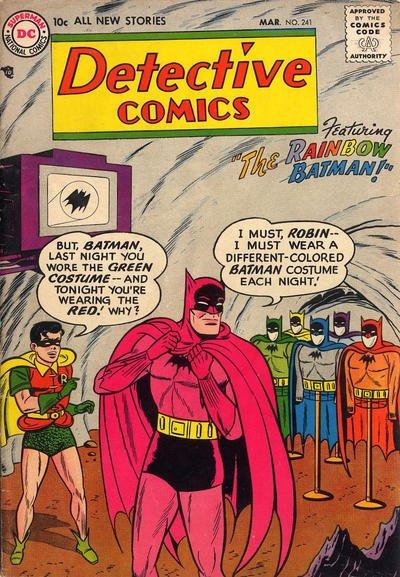 Тест Канобу: самые безумные факты о супергероях - Изображение 68