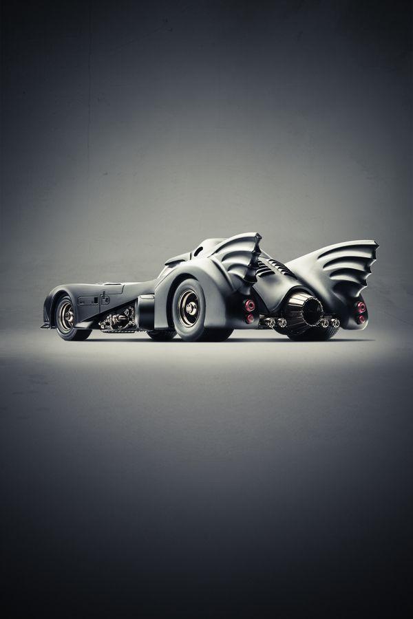 История бэтмобиля: все машины Темного Рыцаря - Изображение 25