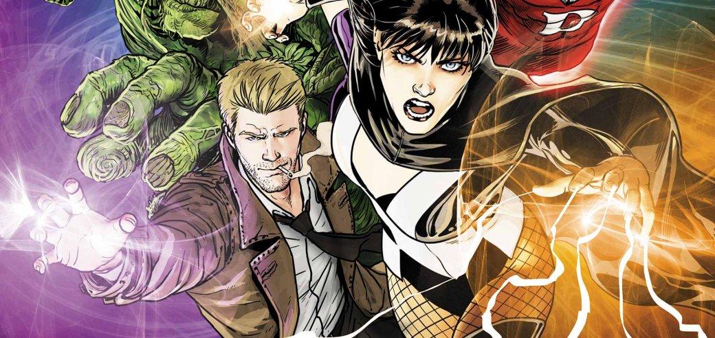 Следующий мультфильм DC будет про Темную Лигу Справедливости - Изображение 1