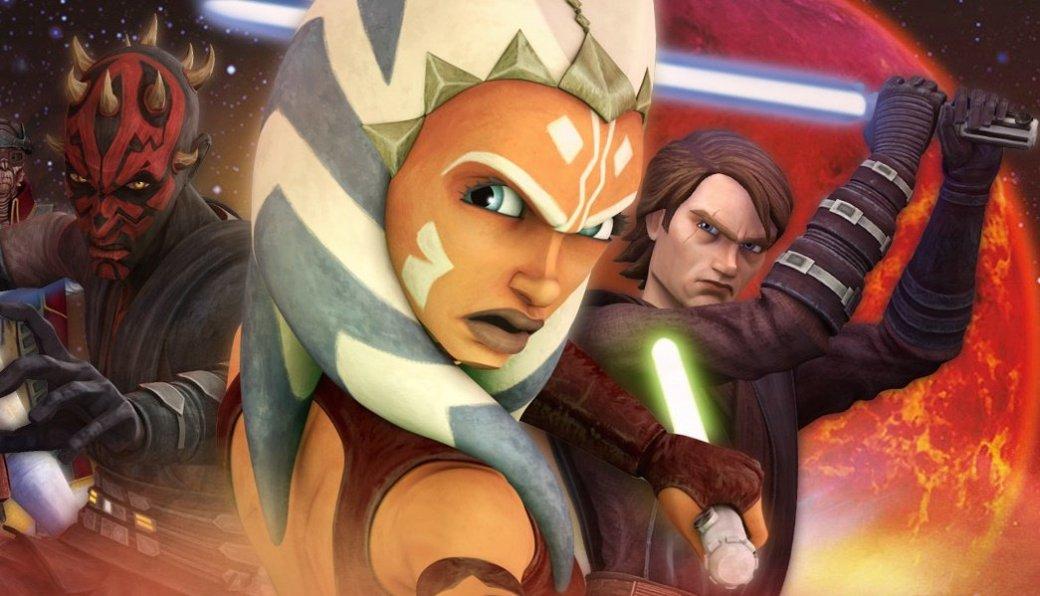Что израсширенной вселенной Star Wars есть вновом каноне?. - Изображение 4