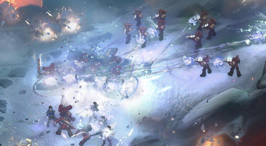 Рецензия на Warhammer 40.000: Dawn of War III. Обзор игры - Изображение 9