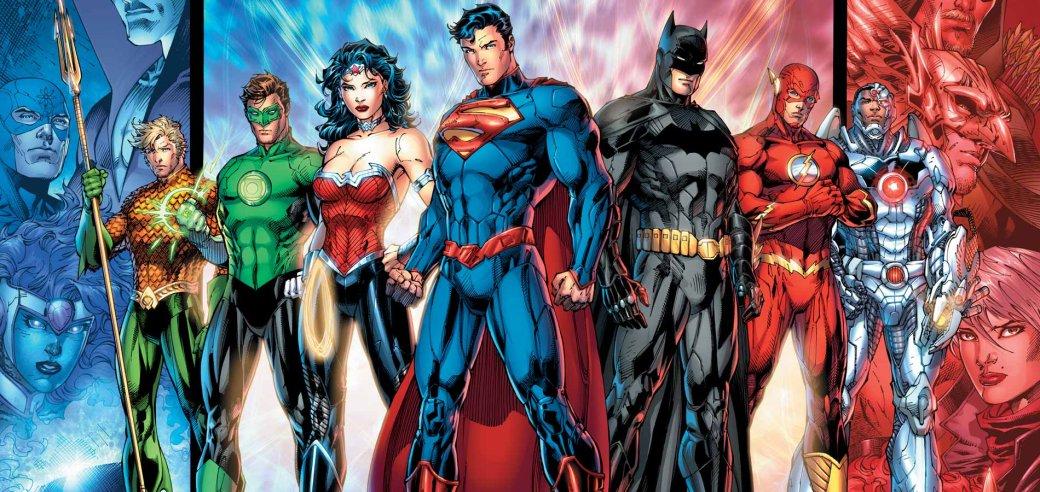 Warner Bros. и DC готовят ответ «Стражам Галактики» - Изображение 12
