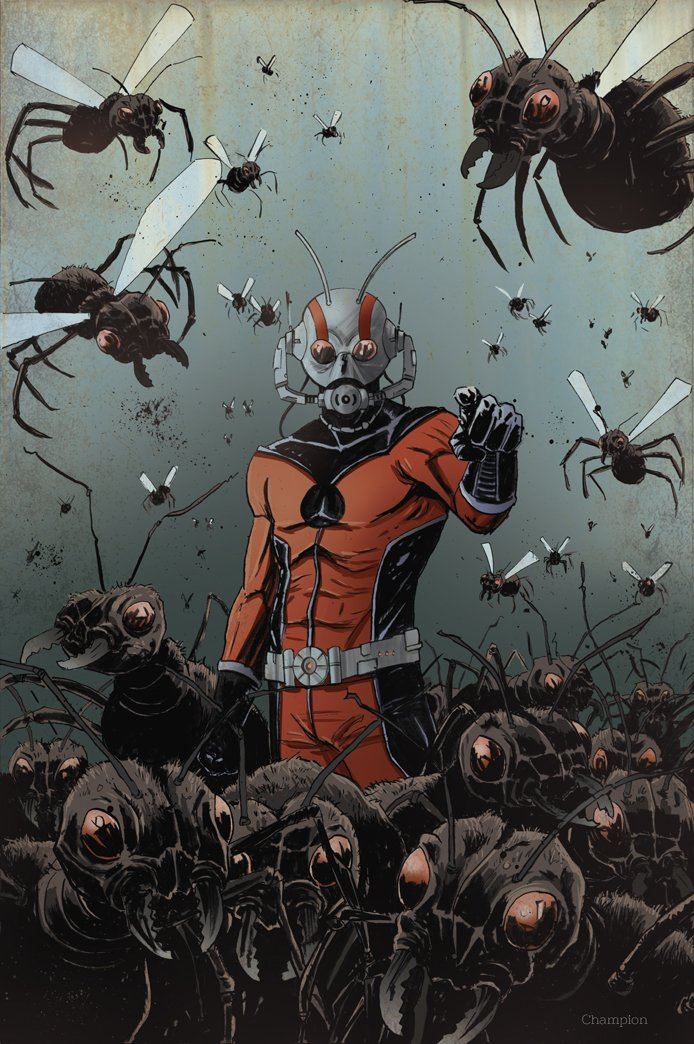 Рецензия на «Человека-муравья» - Изображение 4