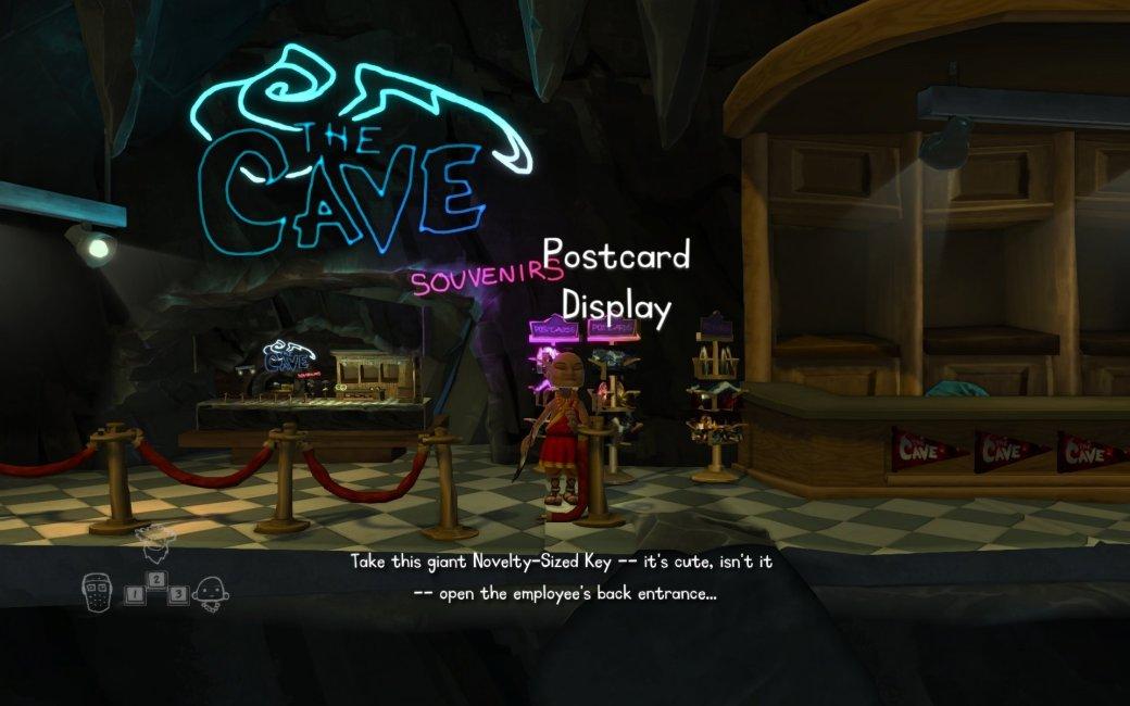 Рецензия на The Cave. Обзор игры - Изображение 2