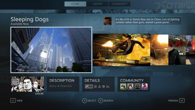 Valve выпустит Steam для телевизоров - Изображение 1