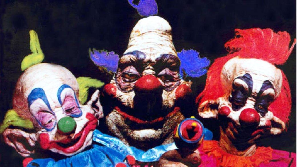 По «Клоунам-убийцам из космоса» сделают сериал - Изображение 1