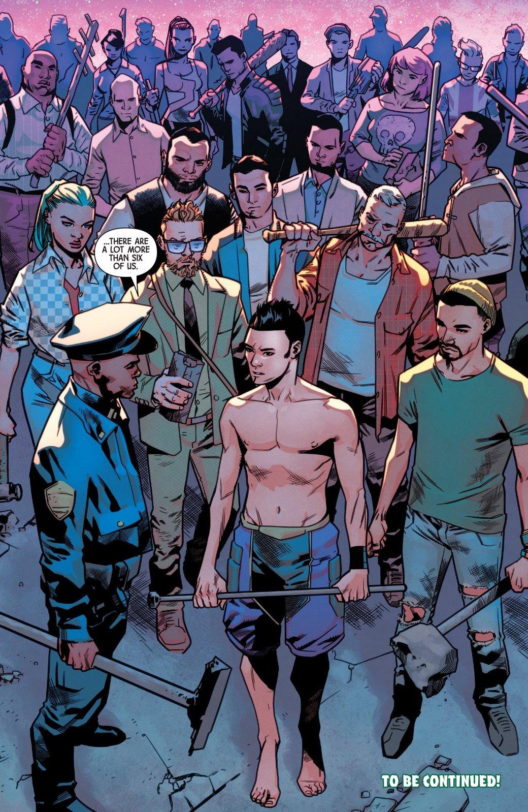 Новый Халк и другие супергерои-азиаты оказались в космосе - Изображение 3
