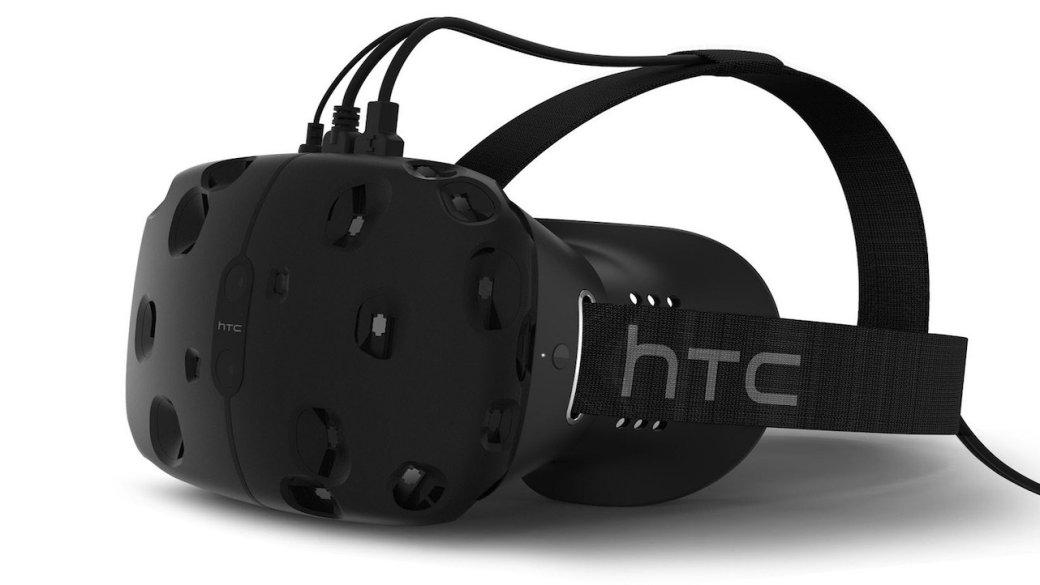 Очки виртуальной реальности от Valve начнут продаваться в апреле - Изображение 1
